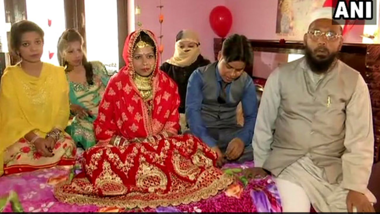 Adopted by Muslim family, orphan boy marries off as per Hindu