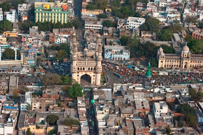 Old city Hyderabad has become a den of terrorists: BJP – The