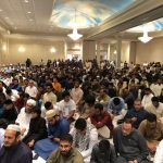 Photos: Thousands assemble for Eid-al-Fitr prayer in US – The Siasat