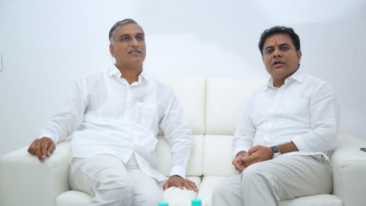 Both KTR, Harish Rao find no Place in Ministry – The Siasat